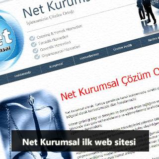 netkurumsal.com eski görünüm