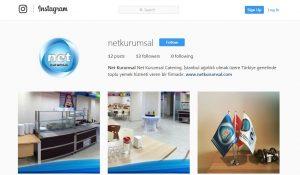 instagram net kurumsal