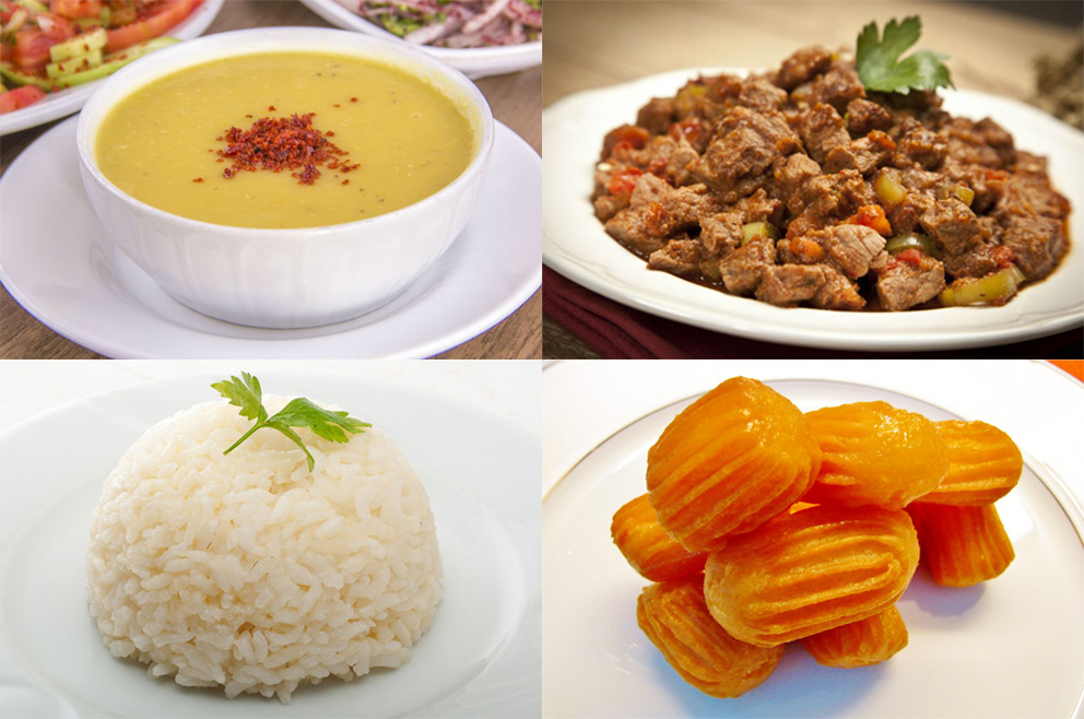 iftar yemeği, iftar menüsü