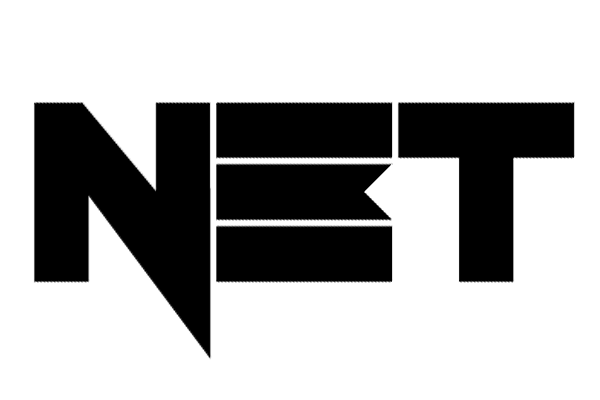Net Kurumsal Siyah Logo